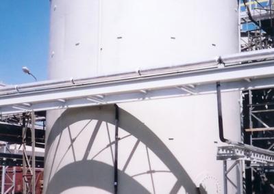 Fosfory - zbiorniki kwasu fosforowego